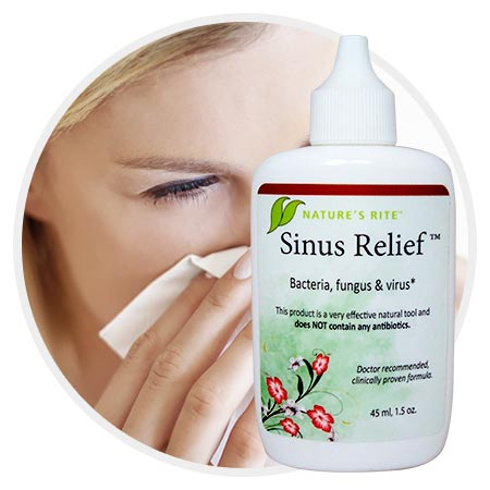 Nature S Rite Sinus Relief